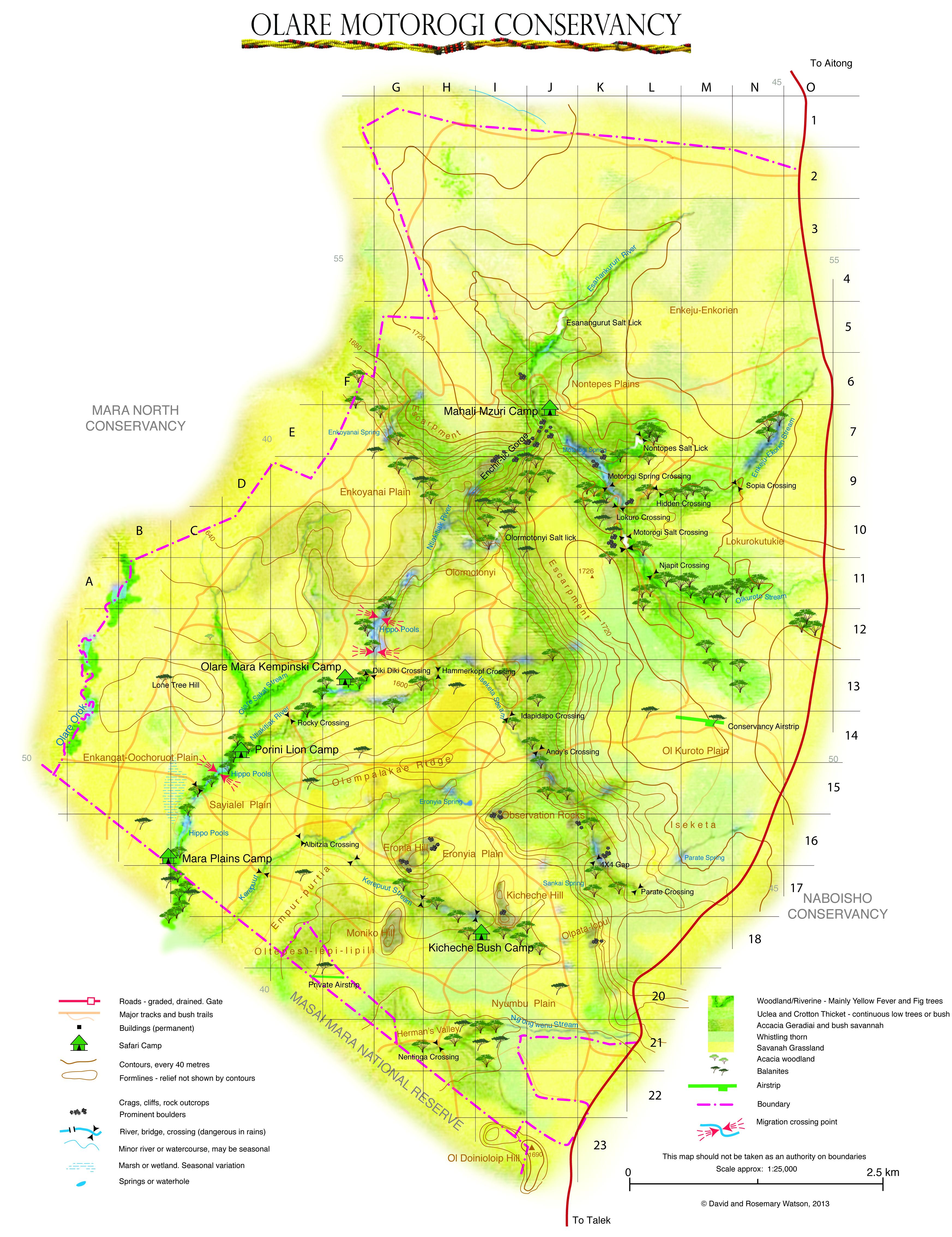 OMC MAP V2